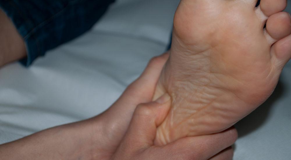 La riflessologia plantare: quando i piedi parlano di noi